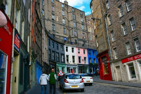 locuri de munca in Edinburgh