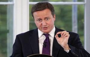 David Cameron a castigat alegerile in UK