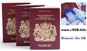 Dubla cetatenie pentru romanii din UK
