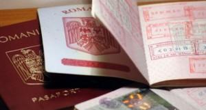 Pasaport simplu temporar pentru romanii din UK
