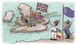 Permise de munca pentru romani dupa BrExit