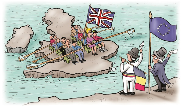 Romanii dupa Brexit